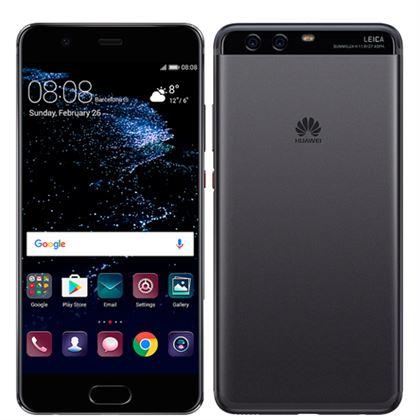 "Smartphone 5.1"" Huawei P10 - 64 Go de ROM, 4 Go de RAM, Noir + Ballon de Football Adidas offert"