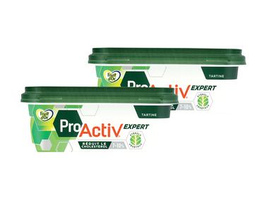 Lot de 2 paquets de Margarine Fruit d'Or Pro Activ - 2x225g