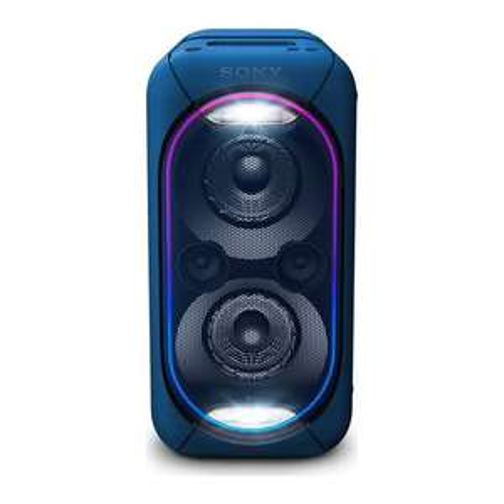 Enceinte Sans-fil Sony GTK-XB60B (Coloris au choix) - Bluetooth (Frontaliers Suisse)