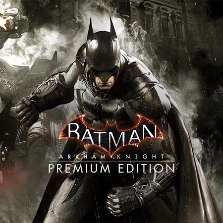 Batman Arkham Knight Premium Edition - Jeu + Season Pass sur PC (Dématérialisé - Steam)
