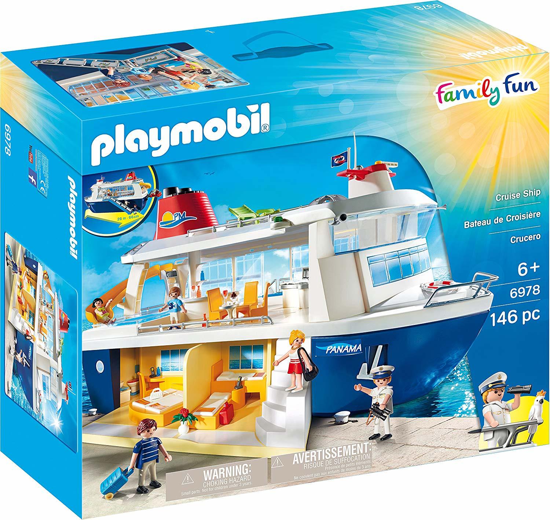 Playmobil - Bateau de Croisière 6978