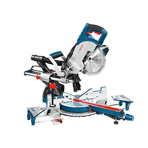 Scie à onglet radiale Bosch Professional 0601B19100 GCM 8 SJL