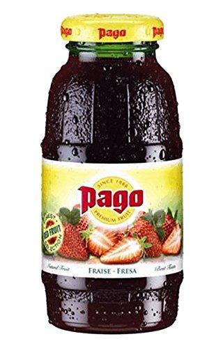 Bouteille de Pago 20cl - Plusieurs variétés (100% remboursés - via Shopmium) - Non valable en magasin (seulement en restaurant, bar ou café)