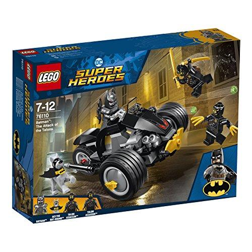 Jeu de Construction Lego DC Comics Super Heroes - Batman l'attaque des hiboux  (76110)