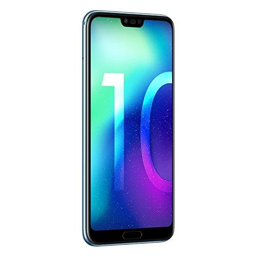 """Smartphone 5,84"""" Honor 10 - Full HD+ 19:9, 4Go RAM, 64Go ROM - Noir (vendeur tiers)"""
