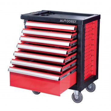 Servante vide 7 tiroir Autobest (meca24.com)
