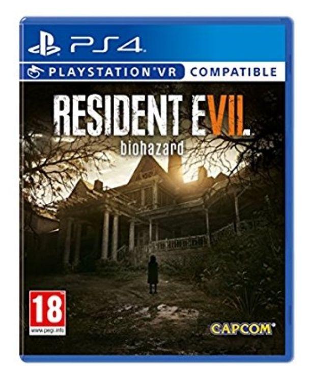 Resident Evil 7 Biohazard sur PS4