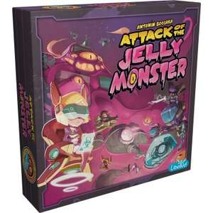 Jeu de société Libellud Attack of the Jelly Monster