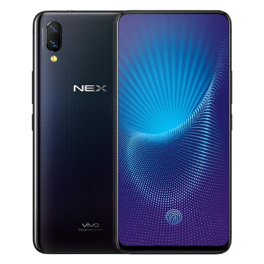 """Smartphone 6.59"""" Vivo NEX - Snapdragon 845, 8 Go de RAM, 128 Go de ROM (Global version - B20/28)"""