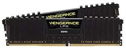 Kit mémoire Corsair Vengeance LPX XMP 2.0 - 16 Go (2 x 8 Go) - DDR4, 3000 MHz, C15