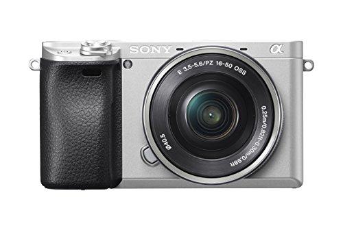 Appareil Photo Numérique Hybride Sony Alpha 6300 - APS-C, 24.2 Mpix + Objectif 16-50 mm