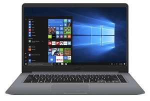 "PC Portable 15.6"" Asus VivoBook R520UF-EJ628T - i5 8250U, RAM 6Go, 1To + 16Go Optane, GeForce MX130, Windows 10"