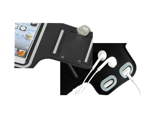 Brassard de sport imperméable pour smartphone - taille S à L