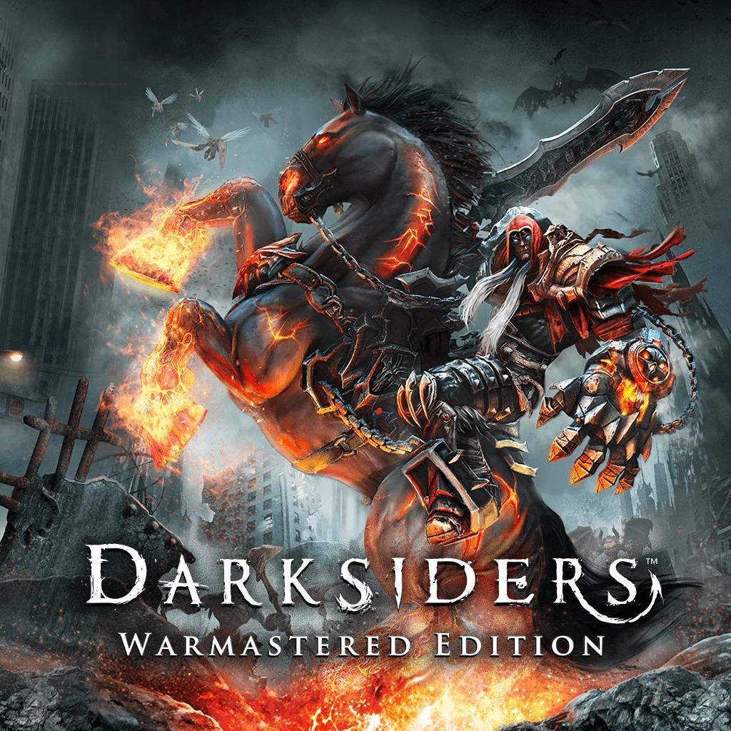 Darksiders Warmastered Edition sur PC (Dématérialisé - Steam)