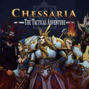 Chessaria: The Tactical Adventure sur PC/Mac (Dématérialisé - Steam)