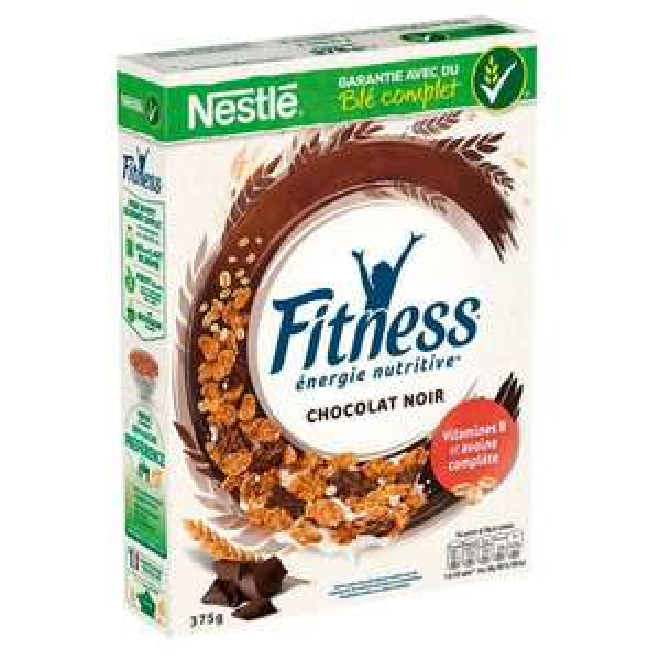Céréales Nestlé Fitness - 375g variétés au choix (via 1.33€ sur la carte de fidélité + BDR)