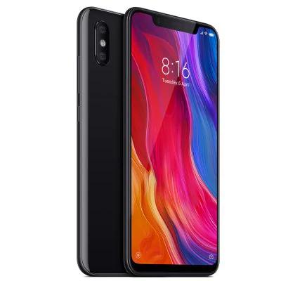 "Smartphone 6.21"" Xiaomi Mi8 - 64 Go, Double Micro-SIM, Version Internationale"