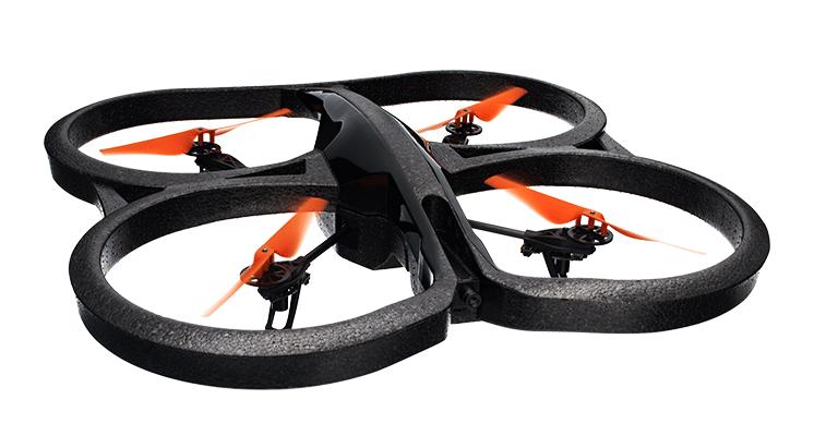 Sélection de drones quadricoptères Parrot AR 2.0 reconditionnés à 44,99€ - Ex : AR 2.0 Power Edition - reconditionné