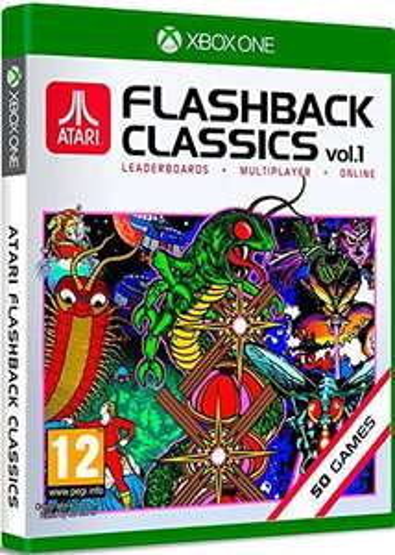 [Prime] Atari Flashback Classics sur Xbox One