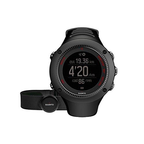 Montre GPS Suunto Ambit 3 Run HR + ceinture de fréquence cardiaque (taille M)