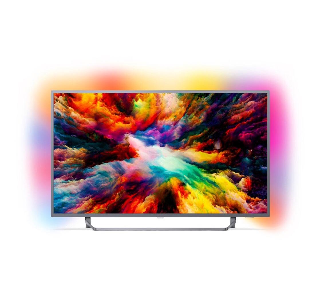 """TV 43"""" Philips Ambilight 43PUS6753 2018 - 4K, HDR10, 100HZ"""
