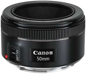 Objectif Canon EF 50mm F/1,8 STM