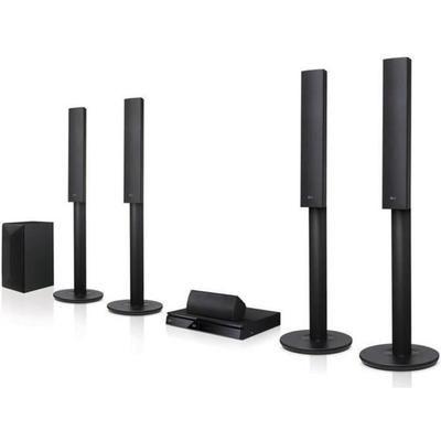 Home Cinéma 5.1 LG LHB655 - Blu-ray, 3D, Smart TV, DLNA