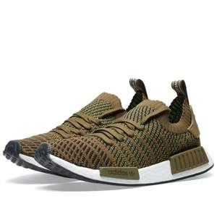 Baskets Adidas NMD_R1 PrimeKnit STLT pour Hommes - Tailles au choix