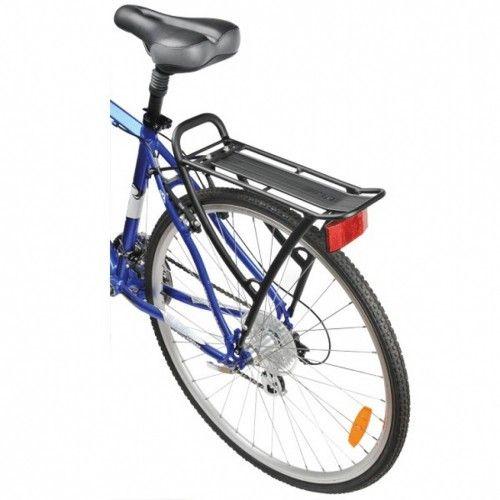 """Porte bagages arrière pour vélos 26"""" et 28"""""""