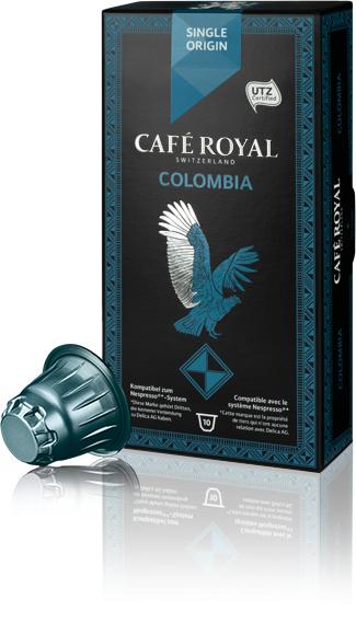 Lot de 2 packs de 10 capsules de Café Royal compatible Nespresso gratuits