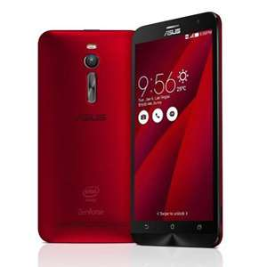 "Smartphone 5.5"" Asus Zenfone 2 ZE551ML Full HD - 32Go - Rouge"