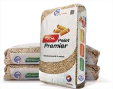 Palette de 65 sacs de pellet Total Premier (65 x 15 Kg) - Din+