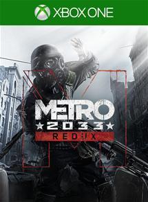 Metro 2033 Redux ou Last light Redux sur Xbox One (Dématérialisé)