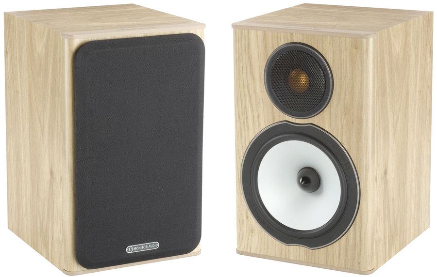 Paire d'enceinte bibliothèque Monitor Audio Bronze BX1
