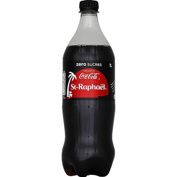 Sélection de produits en promotion - Ex: Boisson gazeuse Coca Cola Zero - 1L