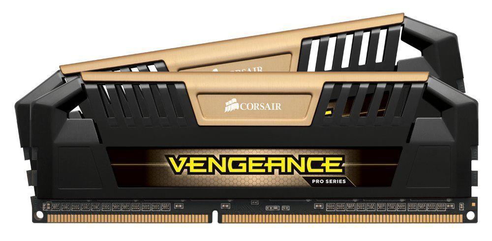 RAM Corsair Vengeance Pro Series DDR3 - 16 Go (2 x 8 Go) - 2400 MHz / PC3-19200 - CL11
