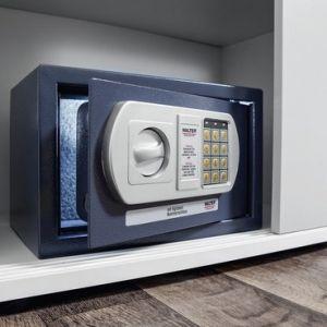 Coffre-fort numérique Walter - en acier, 30x31x20 cm