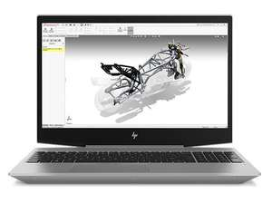 "PC Portable 15.6"" HP ZBook 15v G5 - i7-8750H, 8 Go de Ram, 256 Go SSD, Quadro P600"