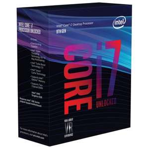 Processeur Intel Core i7-8700K (3.8 Ghz)