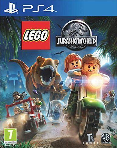 Lego Jurassic World sur PS4 ou Xbox One