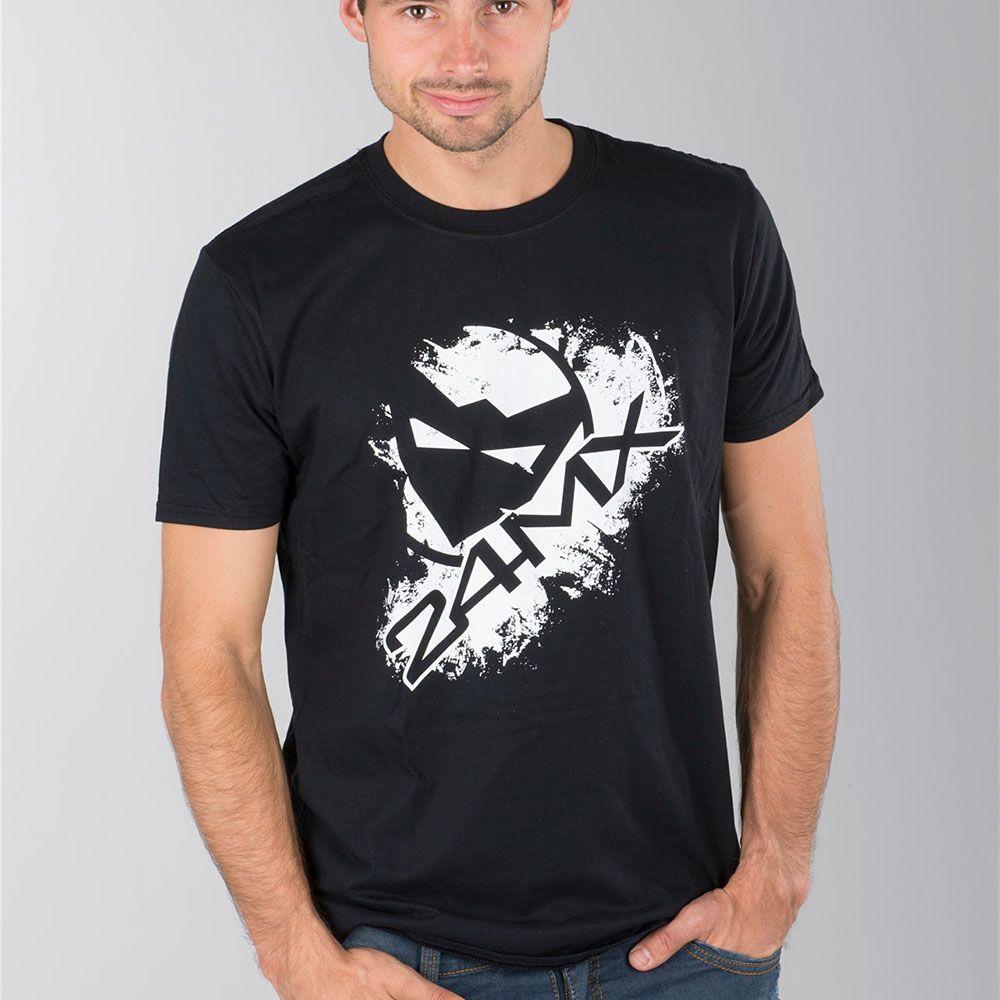 Sélections de T-Shirts en promotion - Ex: T-shirt 24MX Head - Noir (Tailles au choix)