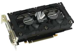 Carte graphique Inno3D GeForce GTX 760 2Go