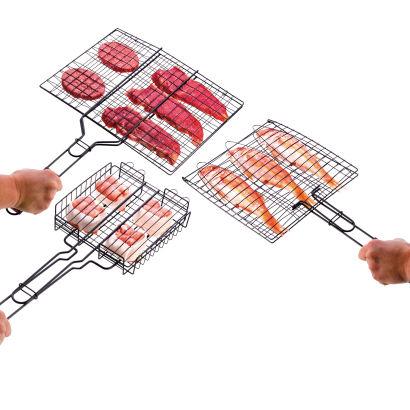 Grille de cuisson pour barbecue (différents formats)