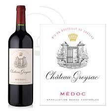 Sélection de vins en promotion - Ex : Château Greysac 2016 - Médoc - Rouge