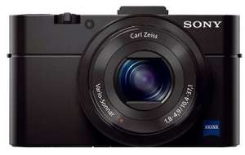 [Offre Eclair] Appareil photo numérique Sony DSC-RX100 - 20.2Mpix