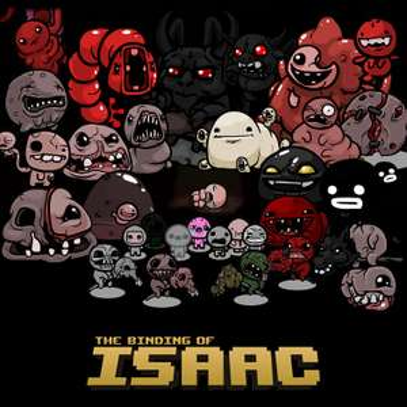 The Binding of Isaac sur PC (Dématérialisé - DRM free)