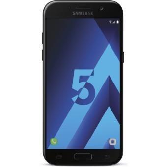 """[Étudiants] Smartphone 5.2"""" Samsung Galaxy A5 2017 - 32 Go, Coloris au choix + Abonnement de 3 mois à Deezer (via ODR de 50€)"""