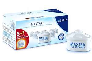 Pack de 6 cartouches Maxtra