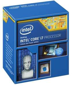 Processeur Intel Core i7-4790K Haswell Refresh 4GHz