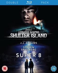 Coffret 2 Blu-ray : Shutter Island / Super 8